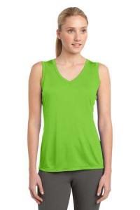 woman-green-tank