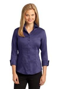 woman-woven-purple-long-sleeve